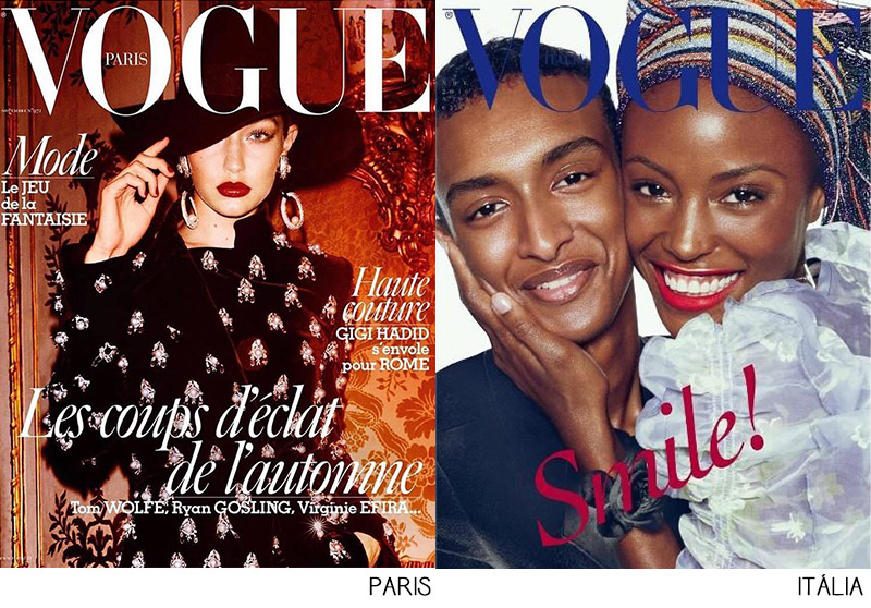 magazines covers
